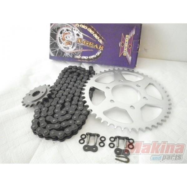 Kawasaki Klr Chain Sprockets  Front