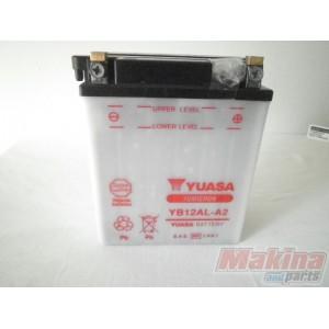 BMW Aftermarket Parts >> YUASA Battery YB12AL-A2 BMW F650 Funduro F650 Strada