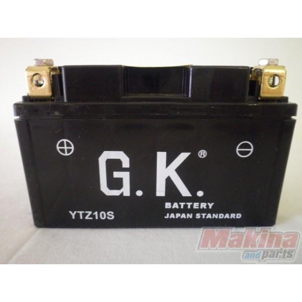 Honda cbf 600 battery change