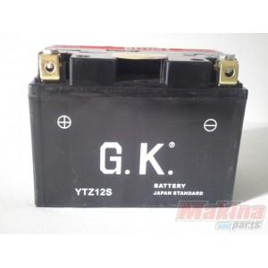 Ytz12s Battery Ytz12 S Honda Xl 650v Transalp Cbr 1100 Sh 300