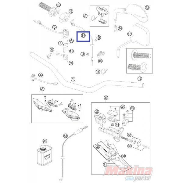 Other Air Intake And Fuel as well Hinterrad 105 Sx furthermore Kick Starter For Ktm Husaberg Husqvarna By Hammerhead further 106 59006015000a Air Filter Ktm Exc Sx 125 250 300 400 520 525 besides Cylinder. on ktm 105sx