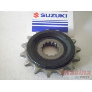 Suzuki DL 650 V-Strom  2009 DID Gold X Ring Chain and Sprocket Kit Set