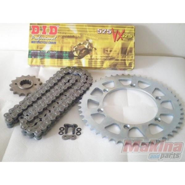 JT X Ring Drive Chain 525X1R 114 fits Yamaha TDM850 91-95