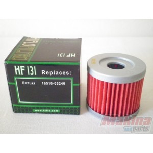 hf131 hiflofiltro oil filter suzuki uh 125 200 burgman. Black Bedroom Furniture Sets. Home Design Ideas