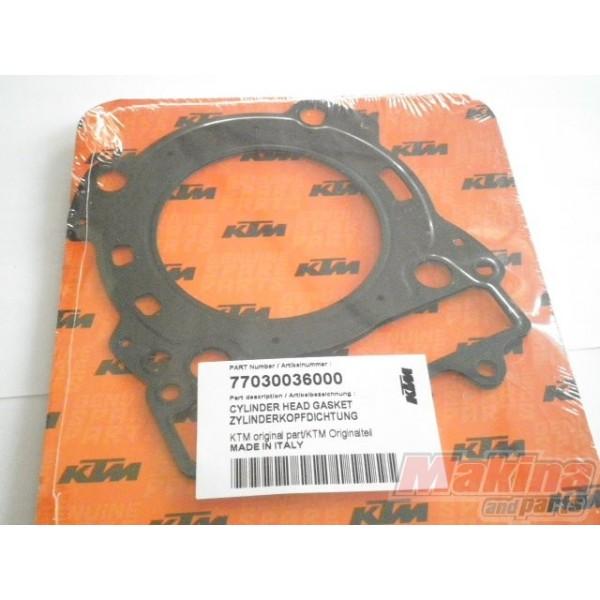 2007 Maybach 62 Head Gasket: 77030036000 Cylinder Head Gasket KTM EXC-F250 '06-'11 SX