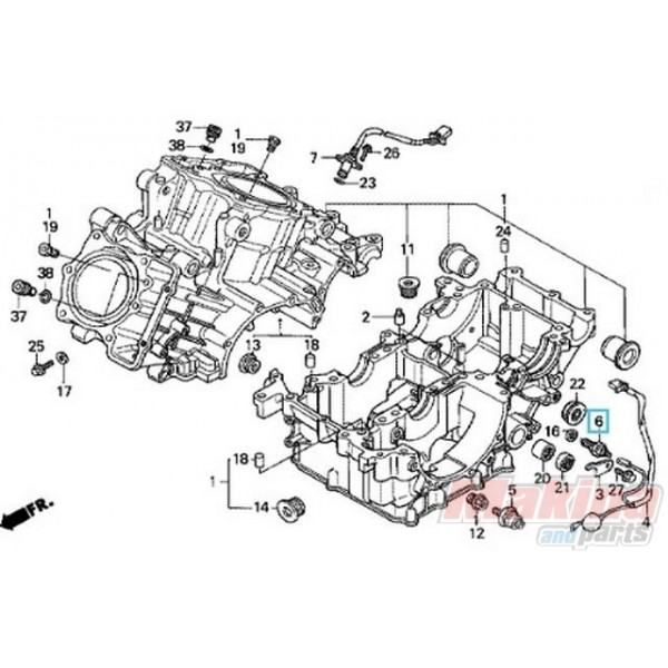 honda rc51 wiring diagram