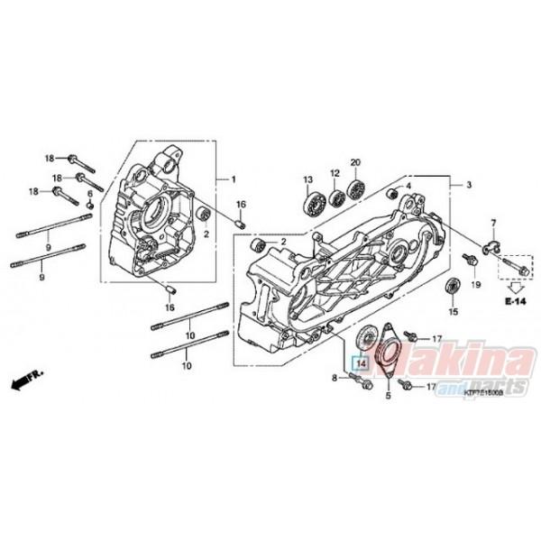 ltz 400 engine diagram