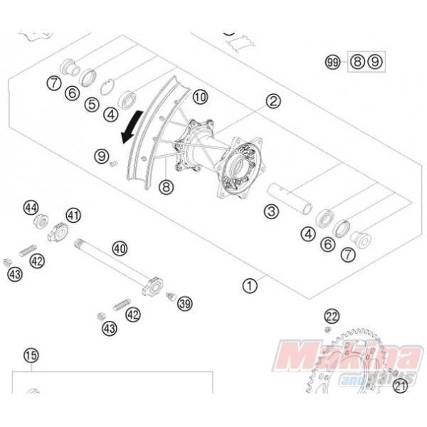 Suzuki lt300 manual Diagram