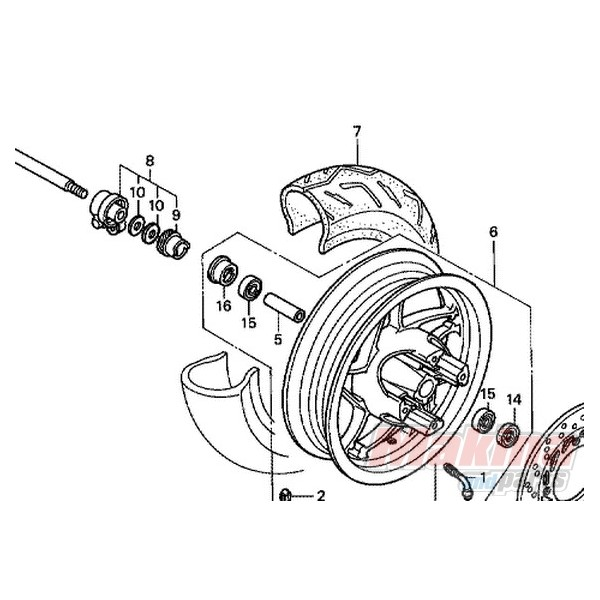 1175 75032061044 Clutch Cylinder Output Cpl Ktm Exc 450 525 Sx 250 further 3917 34906mbb611 Taillight Bulb 12v 21 5w Honda Xl 650v Transalp L a Piso Fanarioy Poreias Stop moreover Ltz 250 Carb in addition 2004 Honda Trx 400 Wiring Diagram likewise 5603 37bd13307 Prox Front Brake Disc Suzuki Rmz 250 450 07 16 Diskos Empros. on 2005 suzuki ltz 250 parts