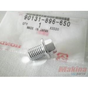 90131896650 Oil Drain Plug Honda Xl 1000v Varadero Cbr 600