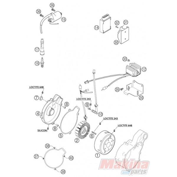 ktm 520 wiring diagram beta wiring diagram wiring diagram