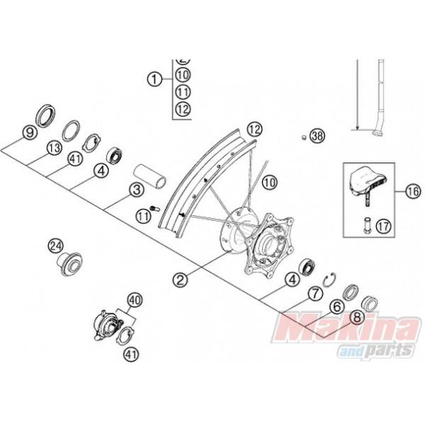 2008 ktm exc wiring diagram  diagram  auto wiring diagram