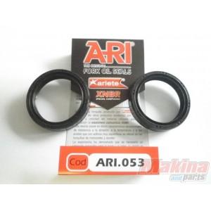 Ari Ariete Front Fork Oil Seals Set Honda X X Tsimoyxes Empros Anartisis