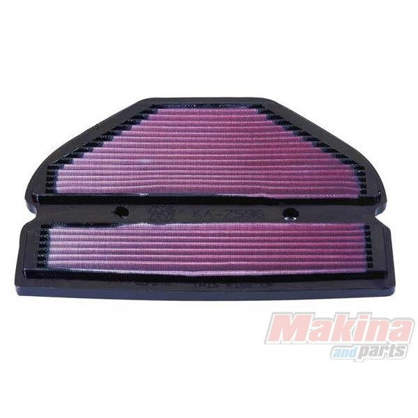 Kawasaki Ninja Reusable Air Filter