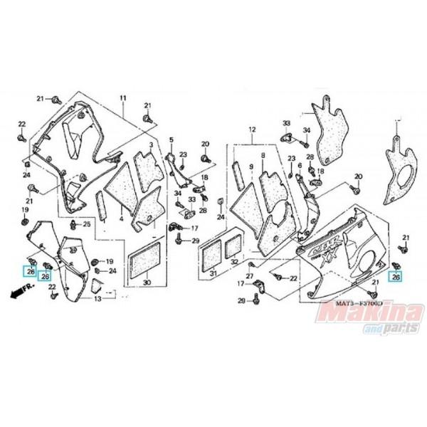 wiring diagram 1999 honda cbr1100xx  honda  auto wiring