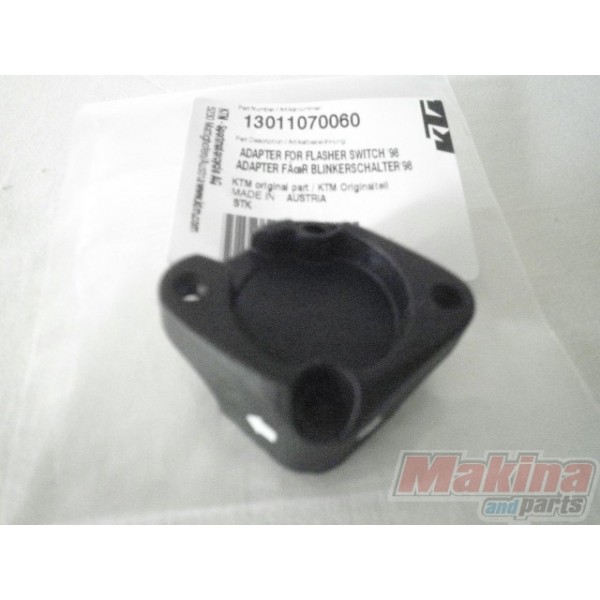 13011070060 Adapter For Flasher Switch Ktm Exc  U0026 39 00