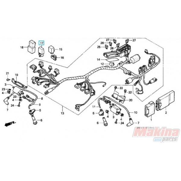 Honda Nx 650 Wiring Diagram : Honda shadow wiring diagram html imageresizertool