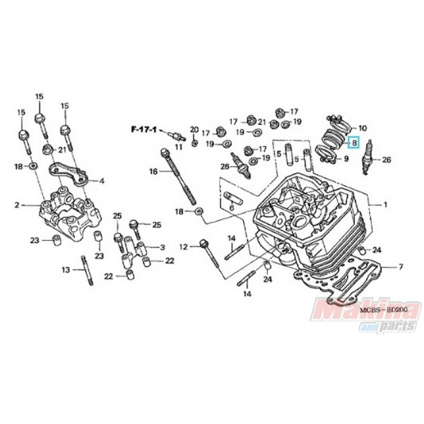 2004 honda shadow carburetor diagram