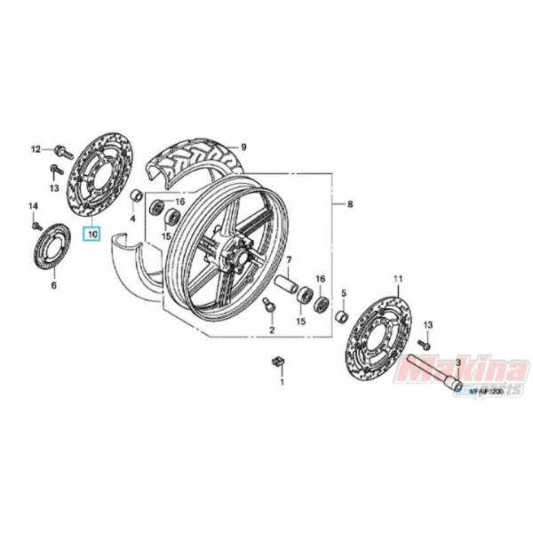 4450 58201041000 Spacer Tube Ktm Lc4 640 Adventure 04 07 likewise 5w 30 Oil In Hot Weather besides 4001 45120mfad11 Front Right Disk Brake Honda Cbf 1000 Abs 06 10 furthermore Crankcase together with 4310 17210mel000 Air Filter Set Honda Cbr 1000rr 04 07. on kawasaki engine synthetic oil