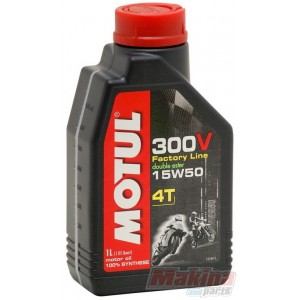 Motul 300v 15w 50 Synthetic Engine Oil 4t