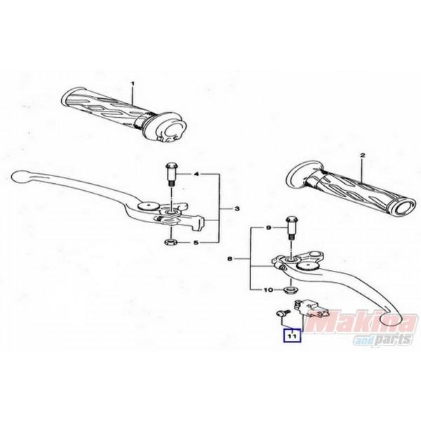 5756002fa0 Switch Assy  Clutch Suzuki Gsf