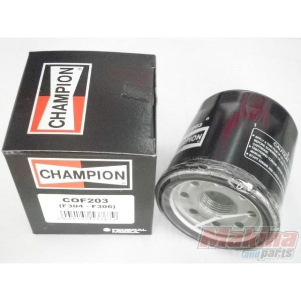 Cof203 Champion Oil Filter Kawasaki Zzr 1400