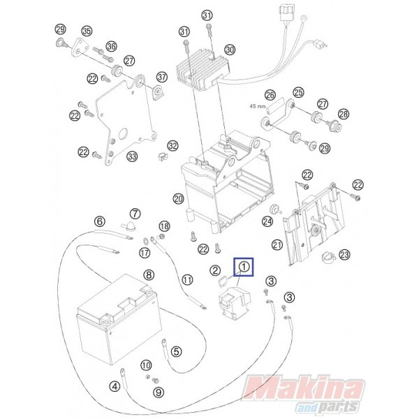 ktm starter diagram   19 wiring diagram images