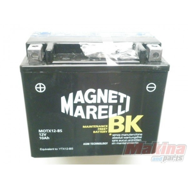 magneti marelli battery ytx12 bs kawasaki kle 400 500 versus 650. Black Bedroom Furniture Sets. Home Design Ideas