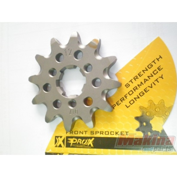 Fly Racing Countershaft Front Steel Sprocket 12T MX-54512-4