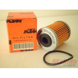 Oil Filter for 2004 KTM 400 EXC Racing