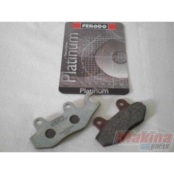 FERODO FDB4929 Brake Pad Set